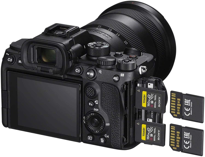 Sony a7S III CFExpress