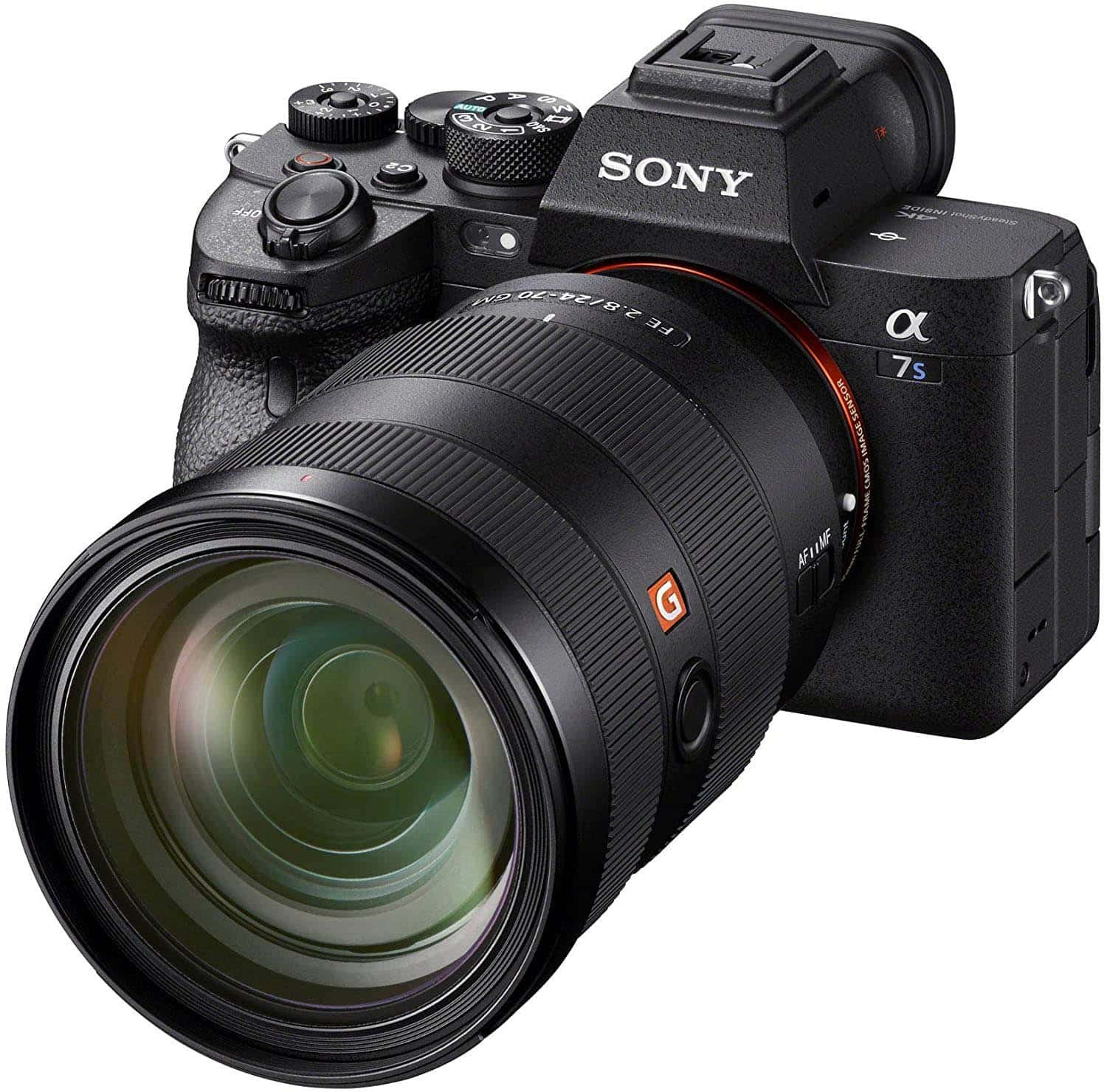 Sony a7S III FE2470GM Right