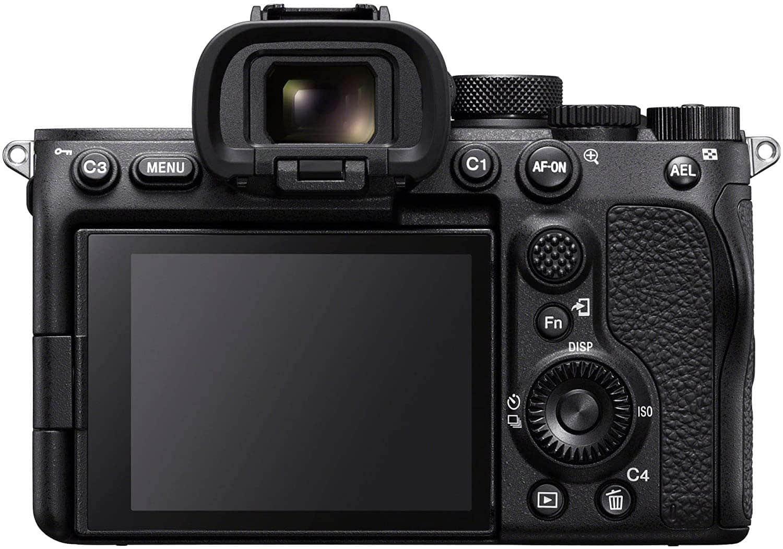 Sony a7S III Rear LCD