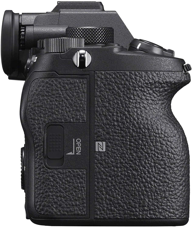 Sony a7S III SD Card Ports
