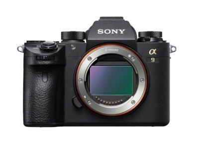 Sony a9 Sensor Front