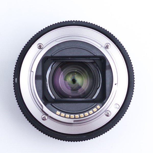 Sony FE 28-60mm Rear Mount