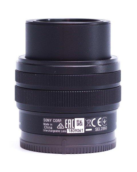 Sony FE 28-60mm Extended