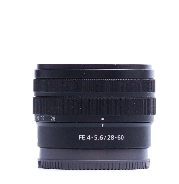 Sony FE 28-60mm Side
