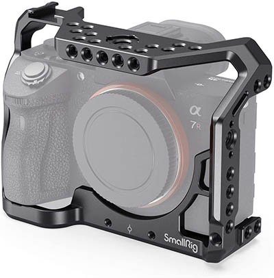 SmallRig 2087 Cage for Sony a7III and a7R III