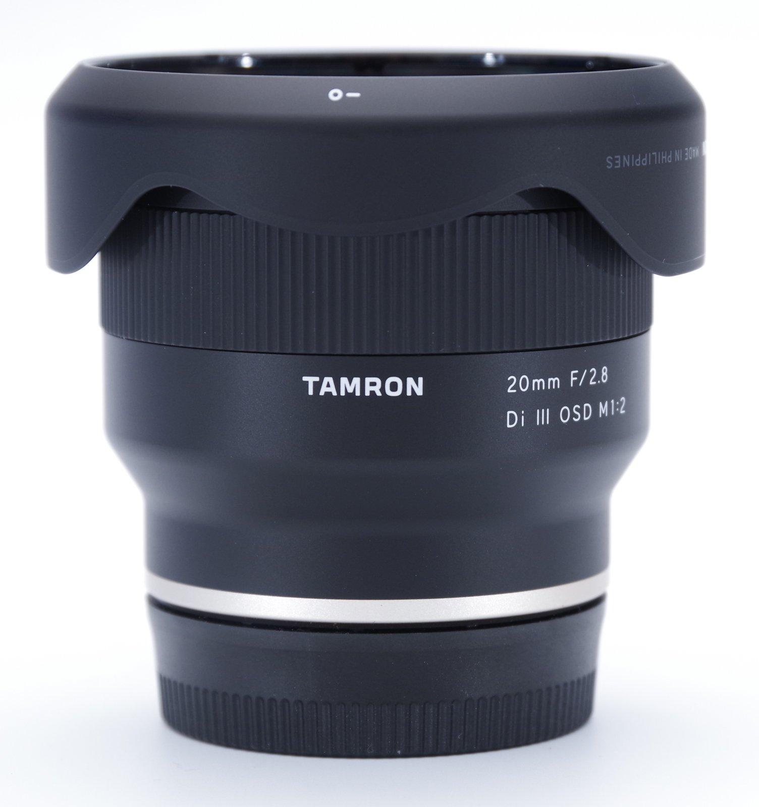 Tamron 20mm F2.8 Lens Hood