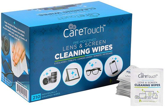 CareTouch Cleaning Wipes