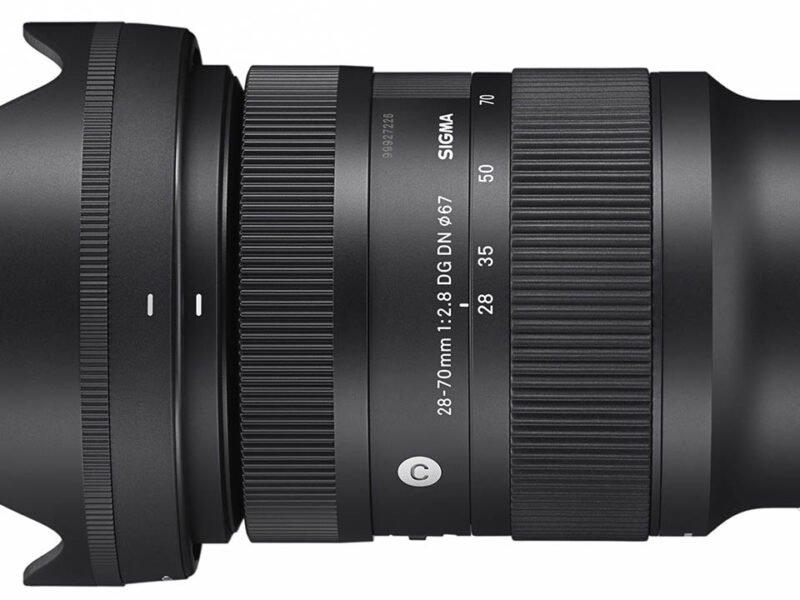 Sigma 28-70mm F2.8 DG DN Lens