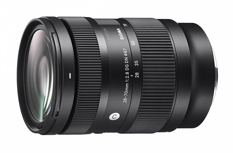 Sigma 28-70mm F2.8 DG on Camera DN Lens