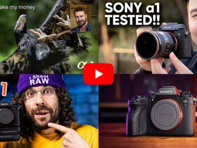 Sony a1 reviews