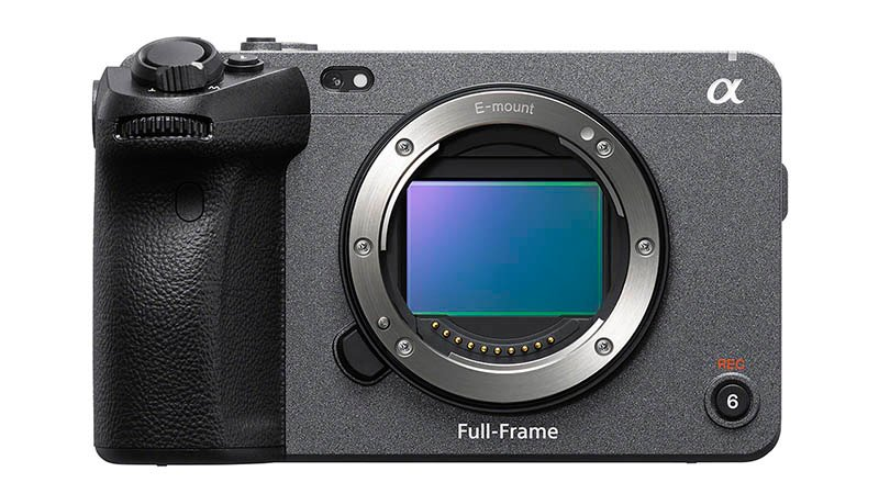 Sony FX3 Front