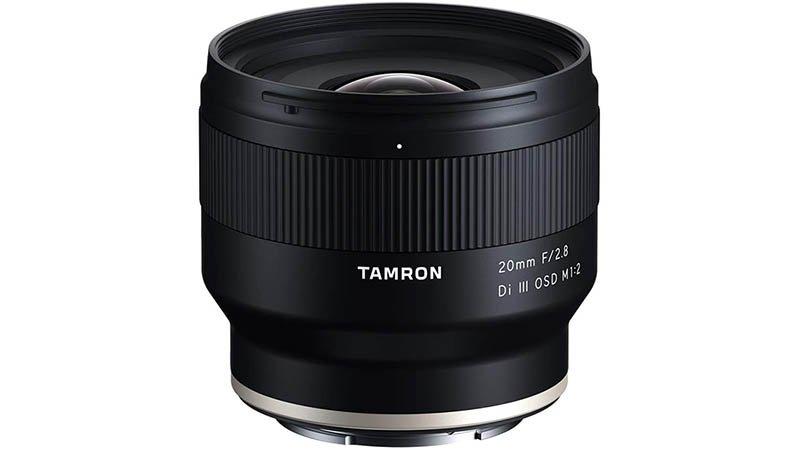 Tamron 20mm F2.8 Di III OSD Review