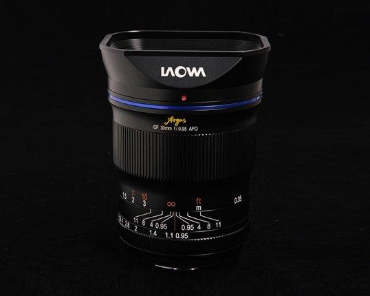 Laowa CF 33mm F0.95 APO