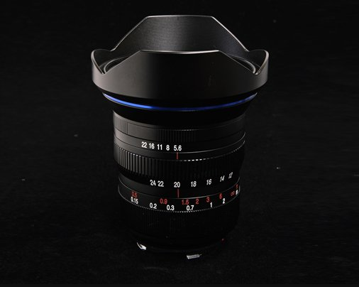 Laowa FF II 12–24mm F5.6 C-Dreamer Ultra-Wide Zoom