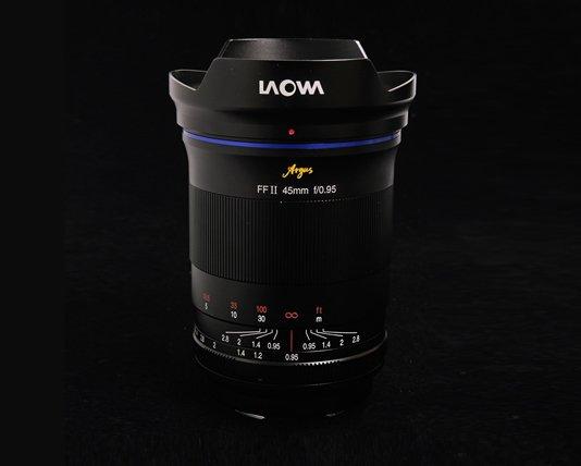 Laowa FF II 45mm F0.95