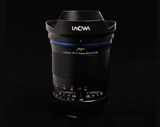 Laowa FF II Argus 35mm F0.95