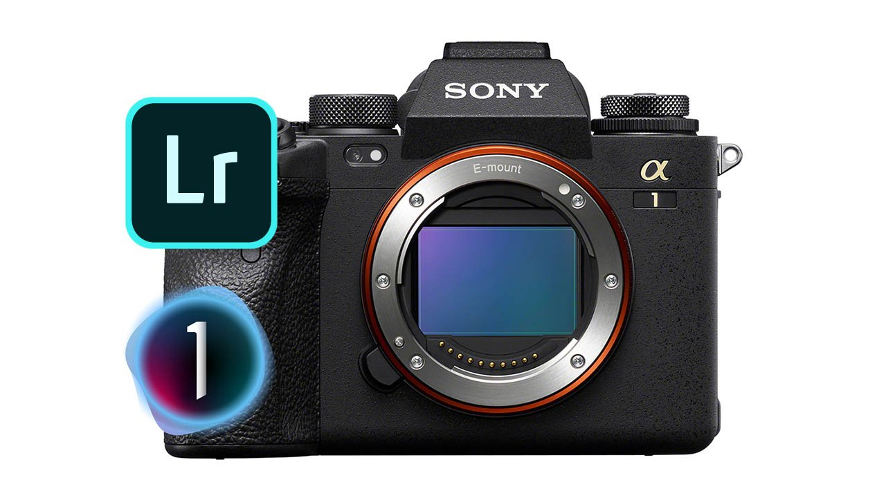 Sony a1 Raw Support Adobe and Capture One