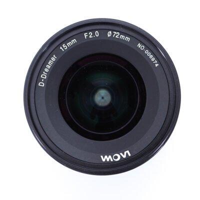 Laowa 15mm front