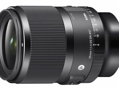SIGMA 35mm F1.4 DG DN Lens