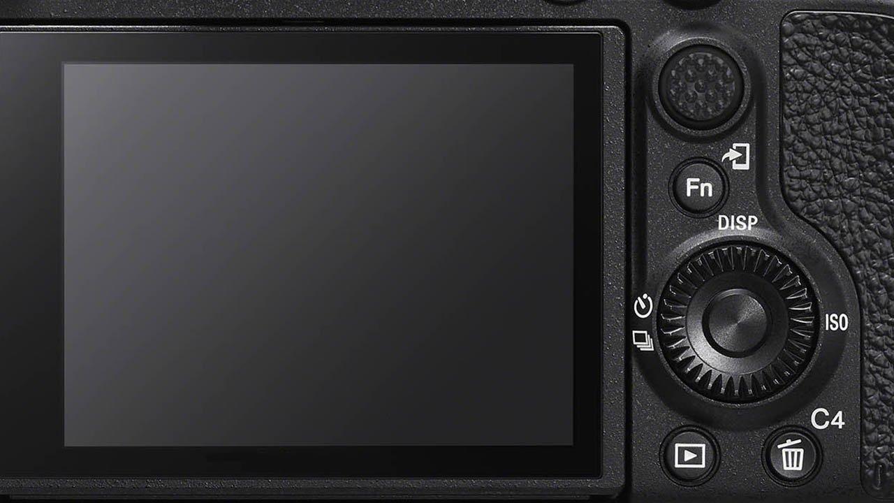 Sony 2.36 million dot LCD