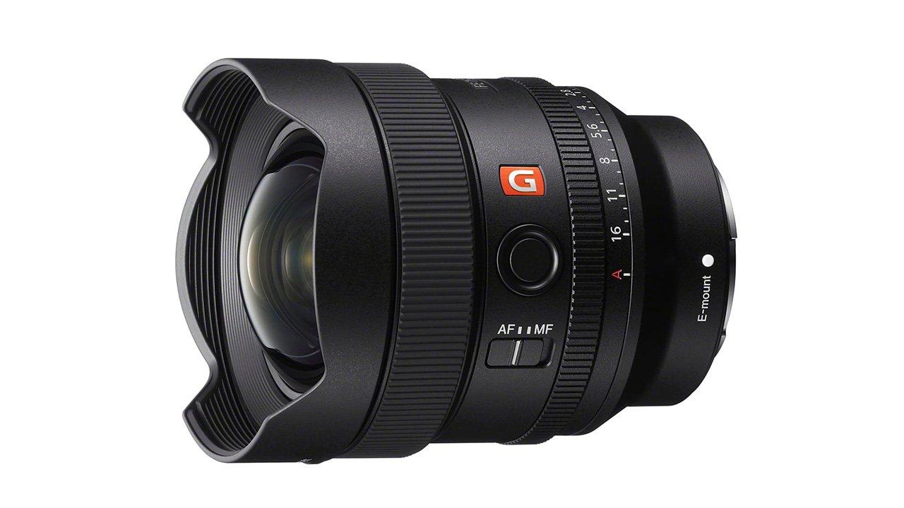 Sony FE 14mm F1.8 GM Lens