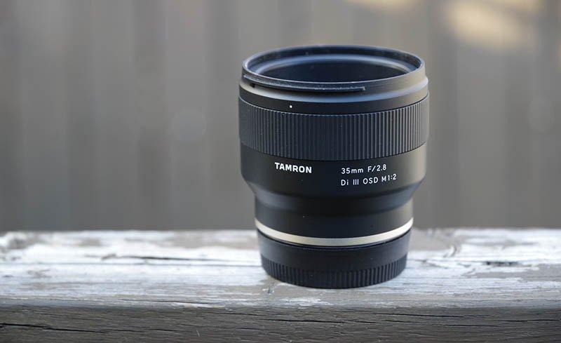 Tamron 35mm F2.8 Di III OSD Review