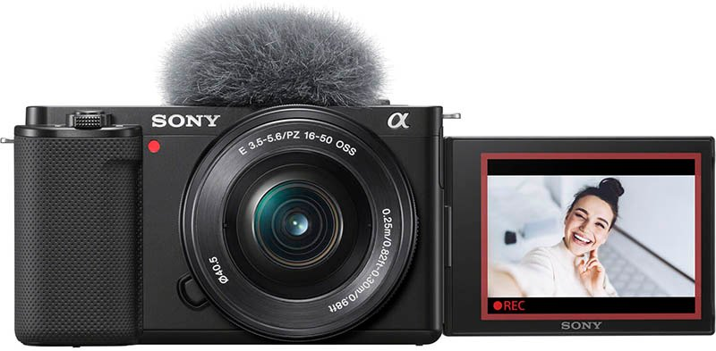Sony ZV-E10 Flip Screen