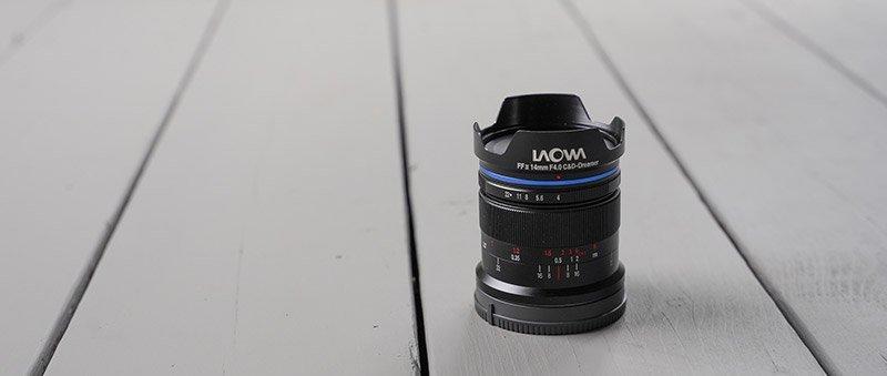Laowa 14mm F4 FF RL Zero-D Lens Review
