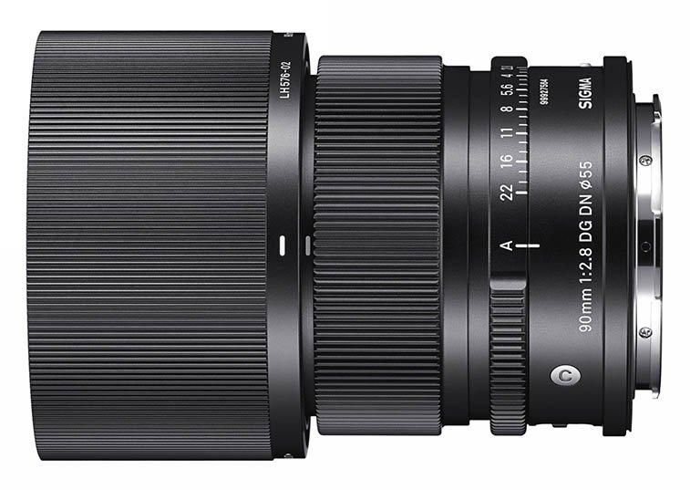 90mm F2.8 DG DN Contemporary