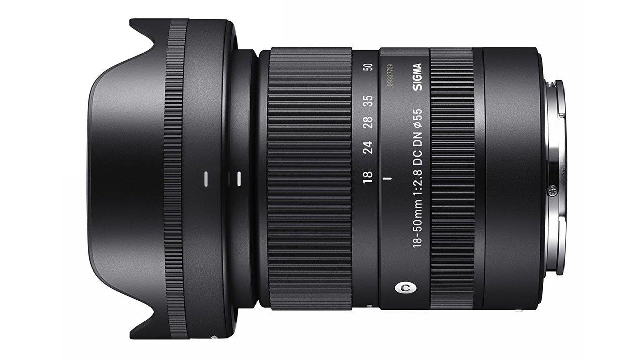 Sigma Announces 18-50mm F2.8 DC DN Contemporary Lens