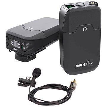 rode rodelink wireless filmmaker kit sony