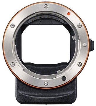 sony la-ea3 lens adapter