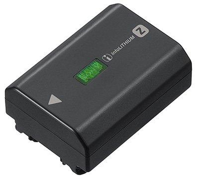 sony a7iii battery np-fz100