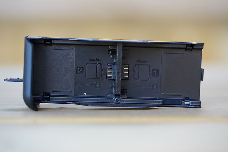 sony vg-c3em battery tray