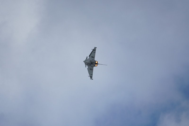 Typhoon Jet taken with Sony a6500 and SEL70300G Lens